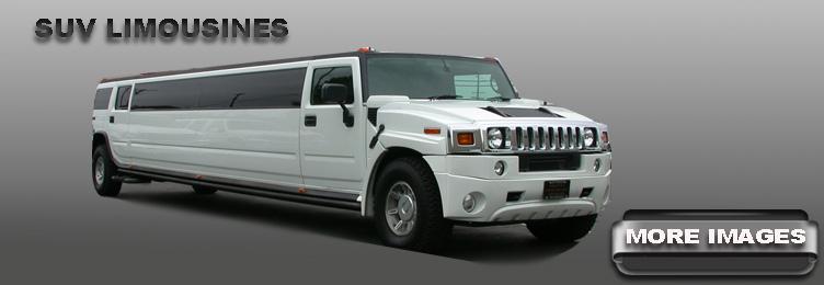 Pasadena SUV Limo Fleet